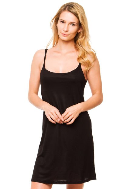 Camisolin Negro Wassarette Sexy