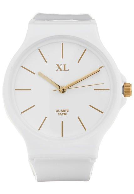 Reloj Blanco XL