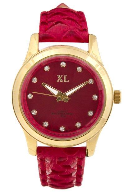 Reloj Rojo XL