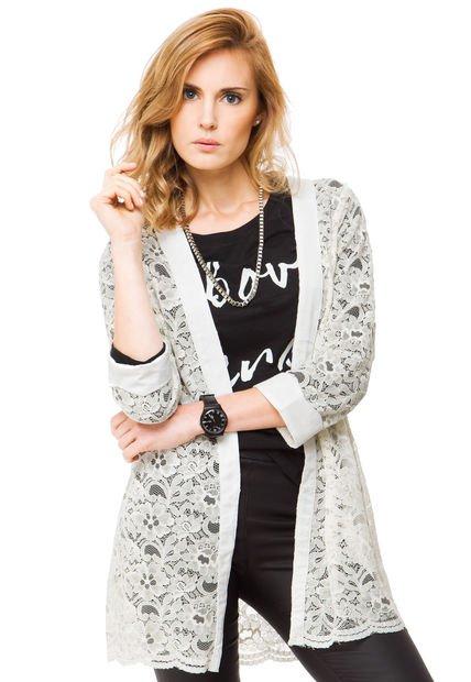 Kimono Natural Y-Lovers Hiedra