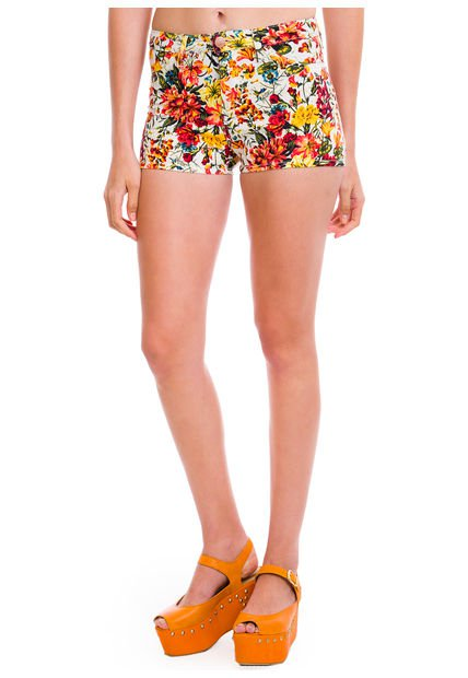 Short Blanco Y-Lovers Muffin