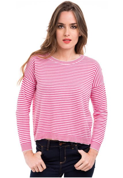 Sweater Fucsia Y-Lovers Killer