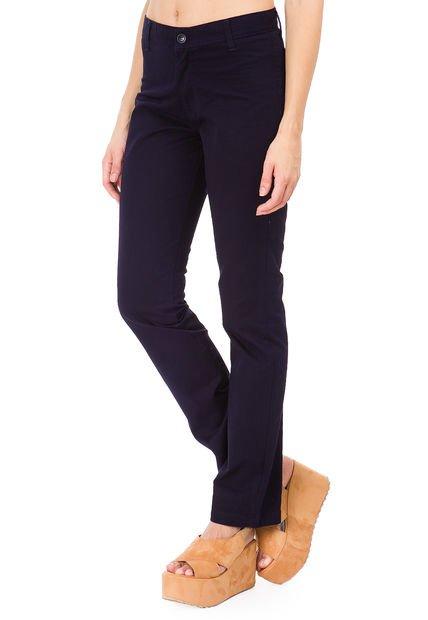 Pantalon Azul Yagmour Recto