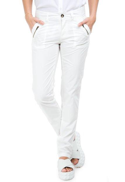 Pantalon Blanco Yagmour