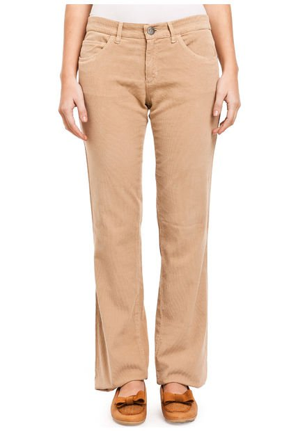 Pantalon Camel Yagmour