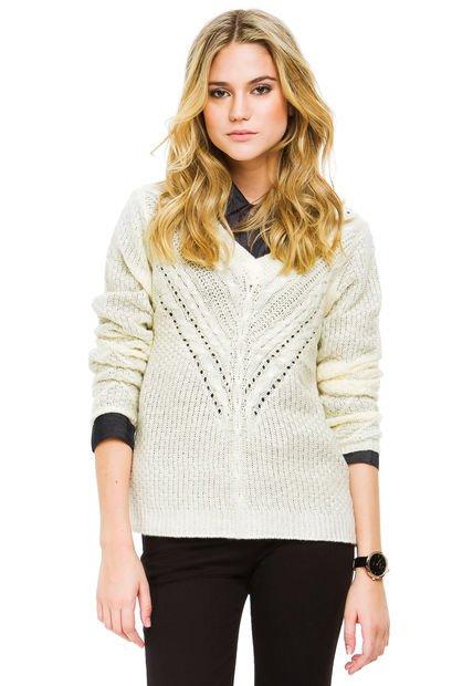 Sweater Natural Yagmour Folk