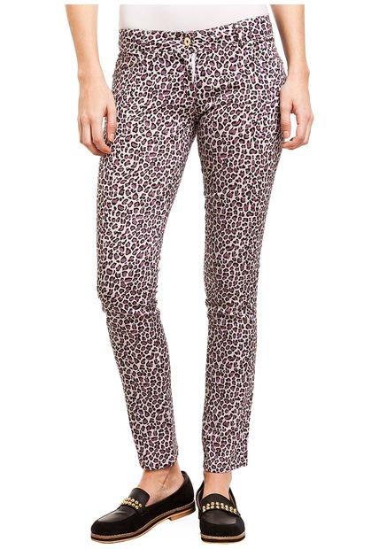 Pantalon Animal Print Ytrio Namcha