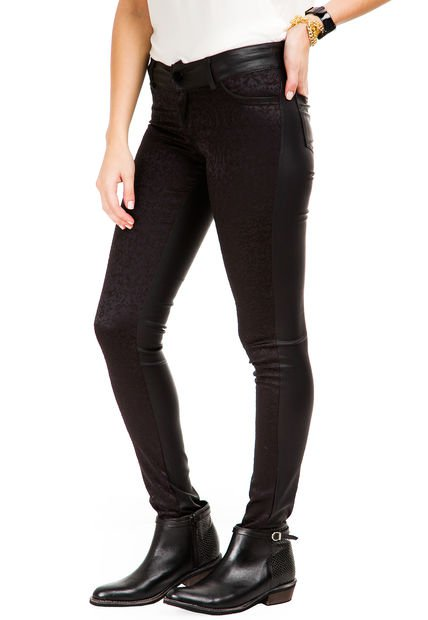 Pantalon Negro Ytrio Mick