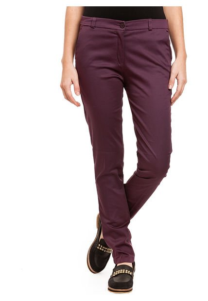 Pantalon Violeta Ytrio Yared