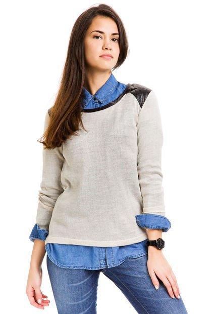 Sweater Natural Ytrio Dakota
