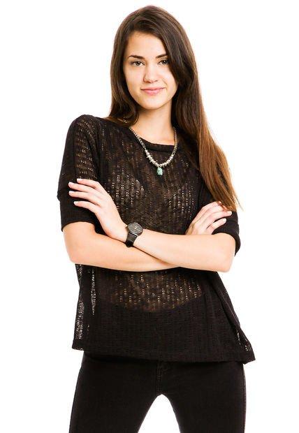 Sweater Negro Ytrio Rony