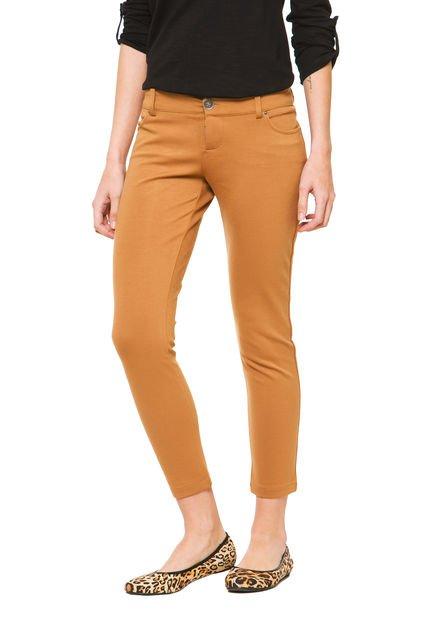 Pantalon Camel Zhoue Claire