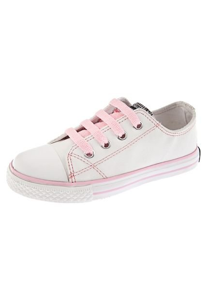 Zapatilla Derby Cuerina de Casual Street
