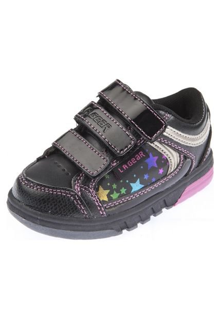 Calzado Starlight Velcro de LA Gear