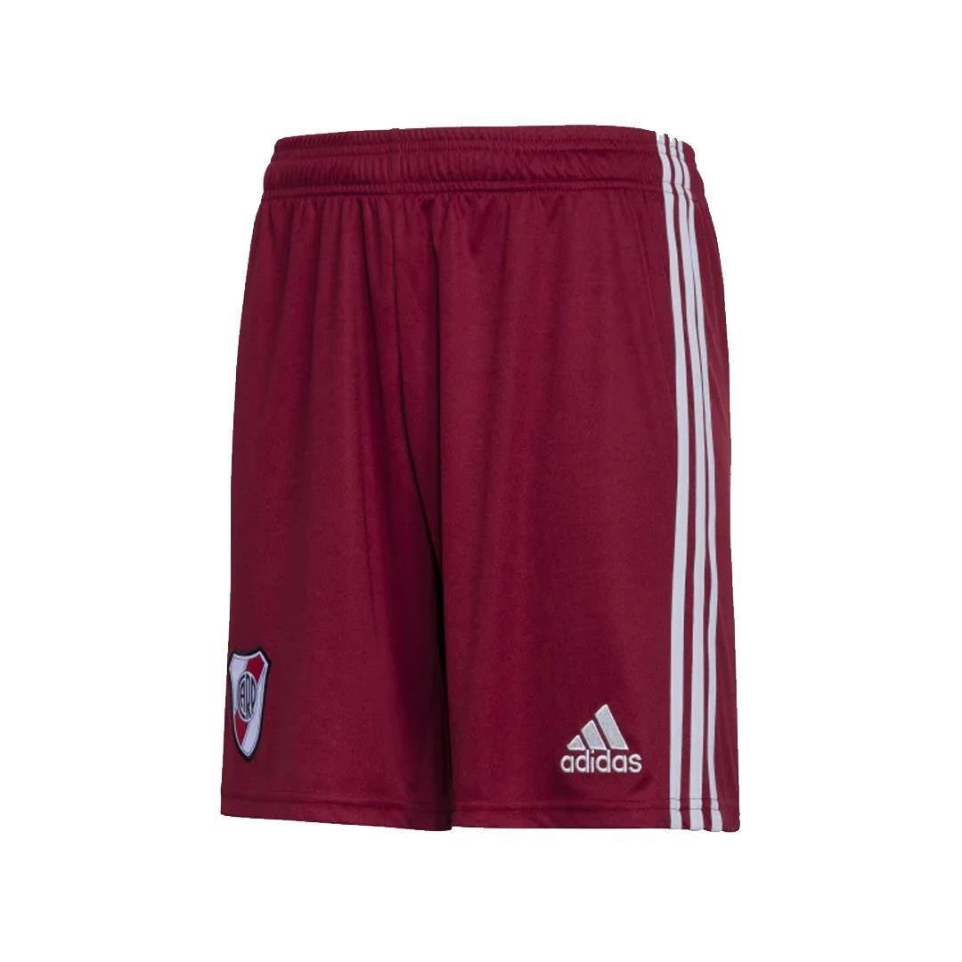 Short Bordó Adidas River Plate Away