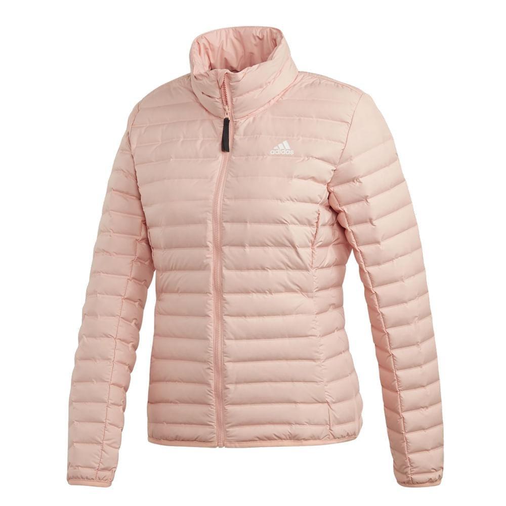 Campera Rosa Adidas Varilite
