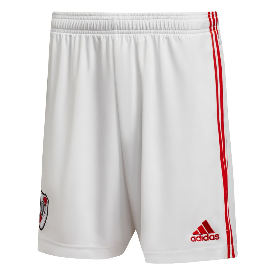 Short Blanco adidas River Plate 20/21