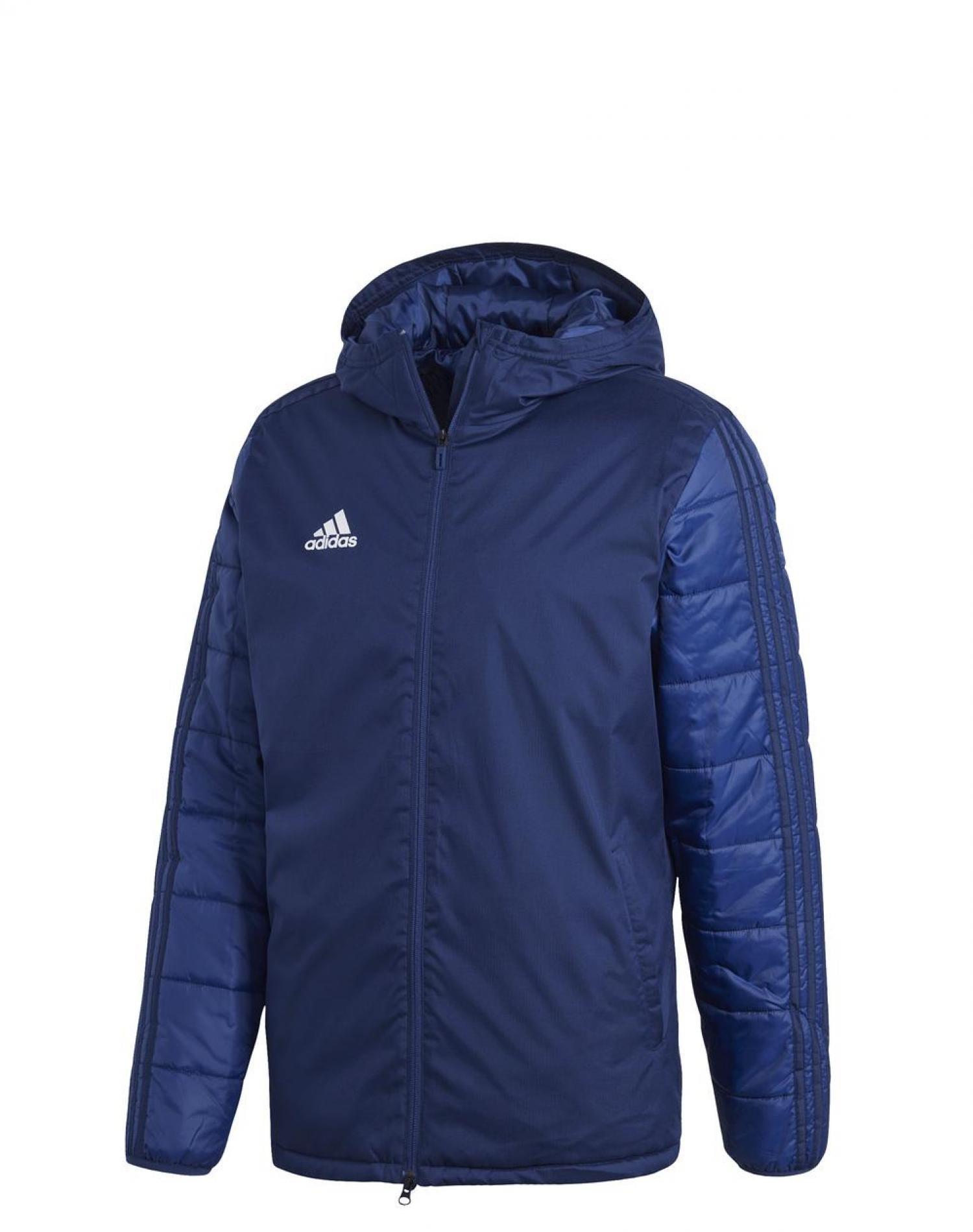 Campera Azul Adidas Winter