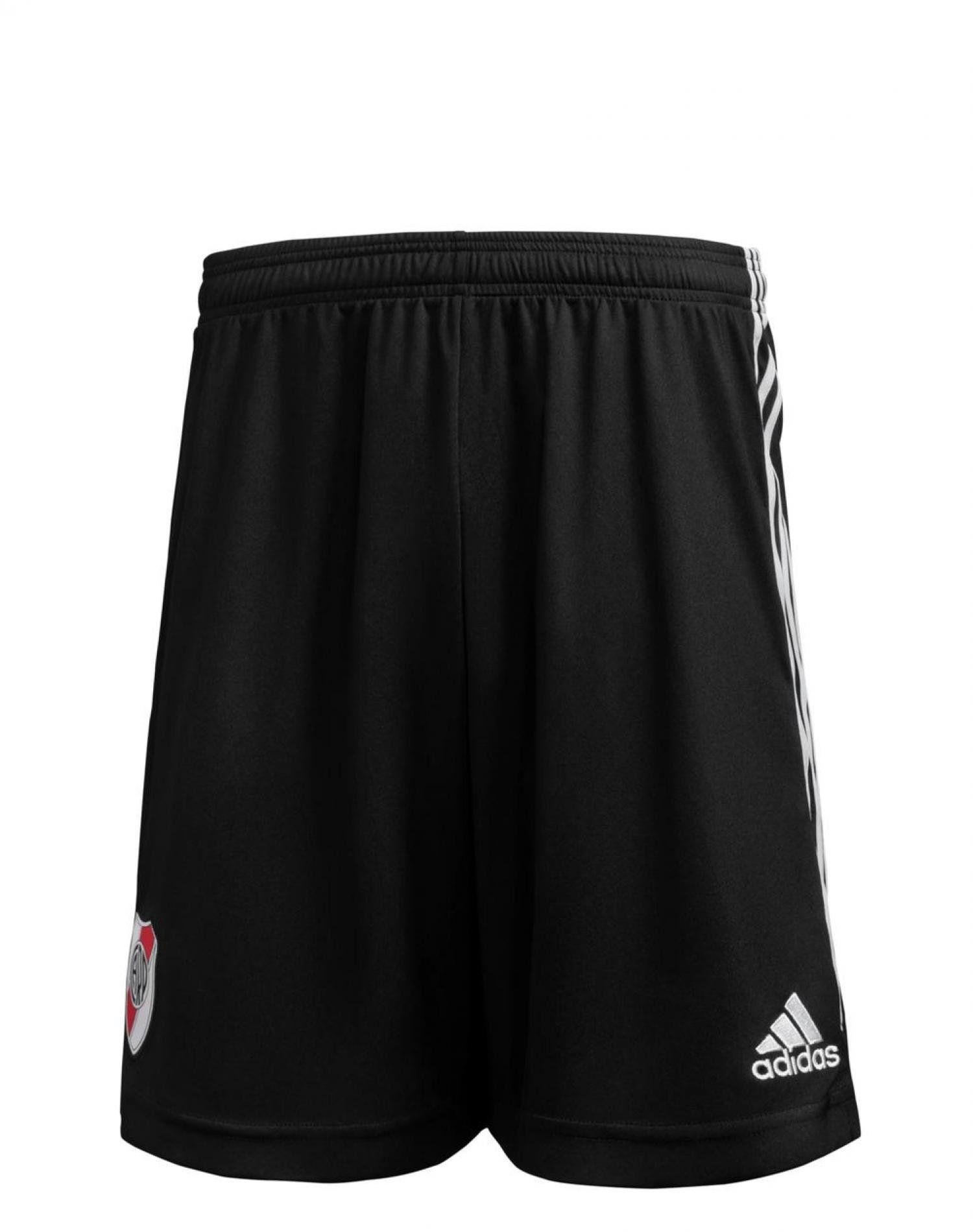 Short Negro Adidas Local River Plate