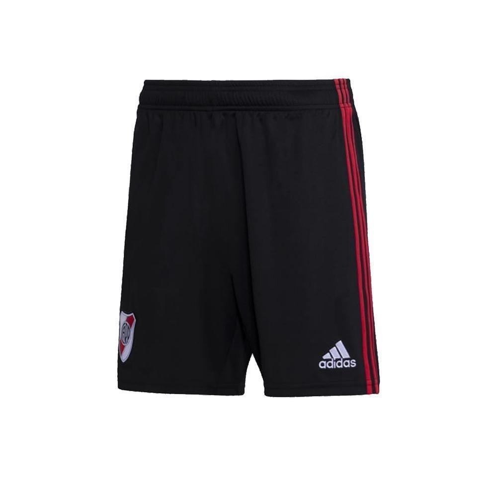 Short Negro Adidas River Plate