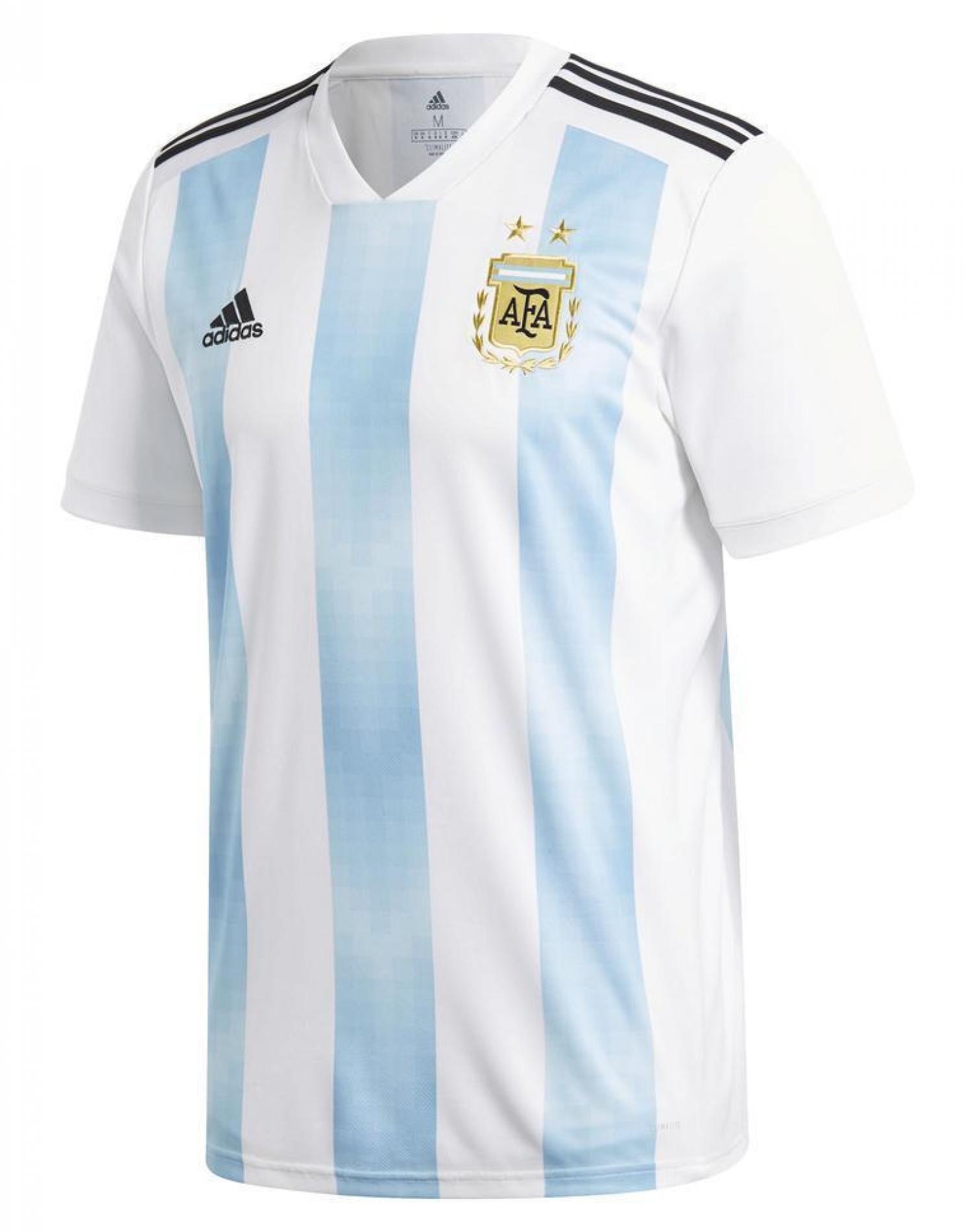 Camiseta Blanca Adidas AFA 2018