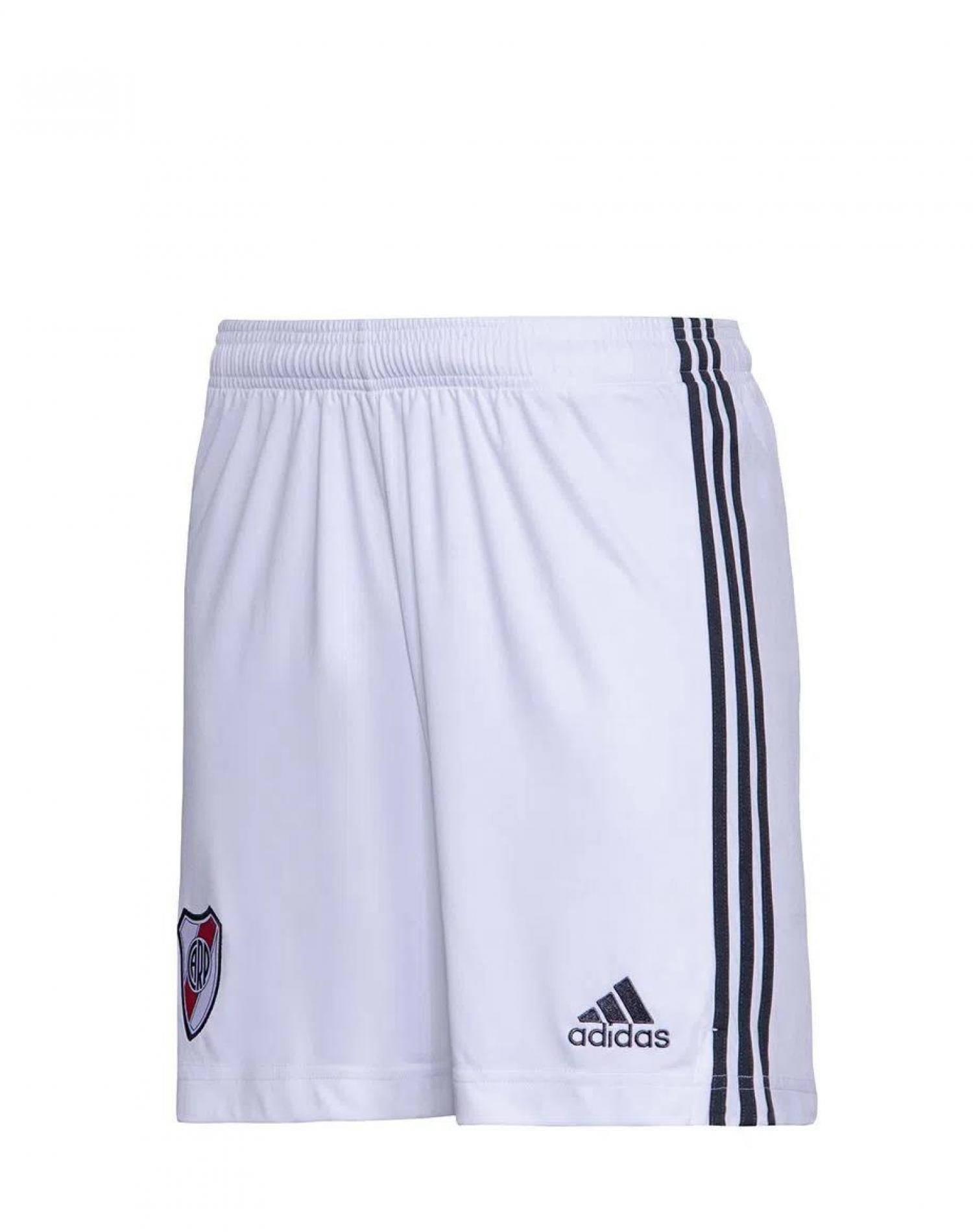 Short Blanco Adidas River Plate 21