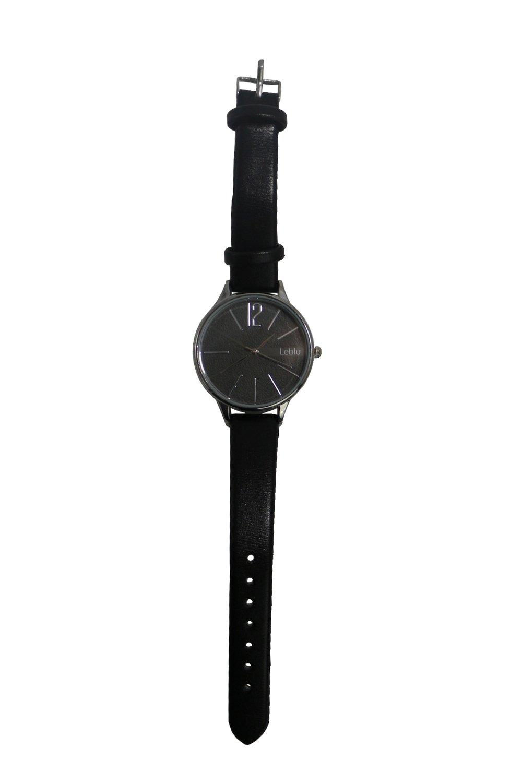 Reloj Negro Leblu