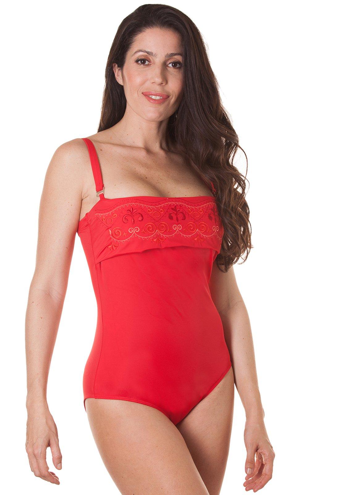 Malla Roja Mare Moda Fiorella