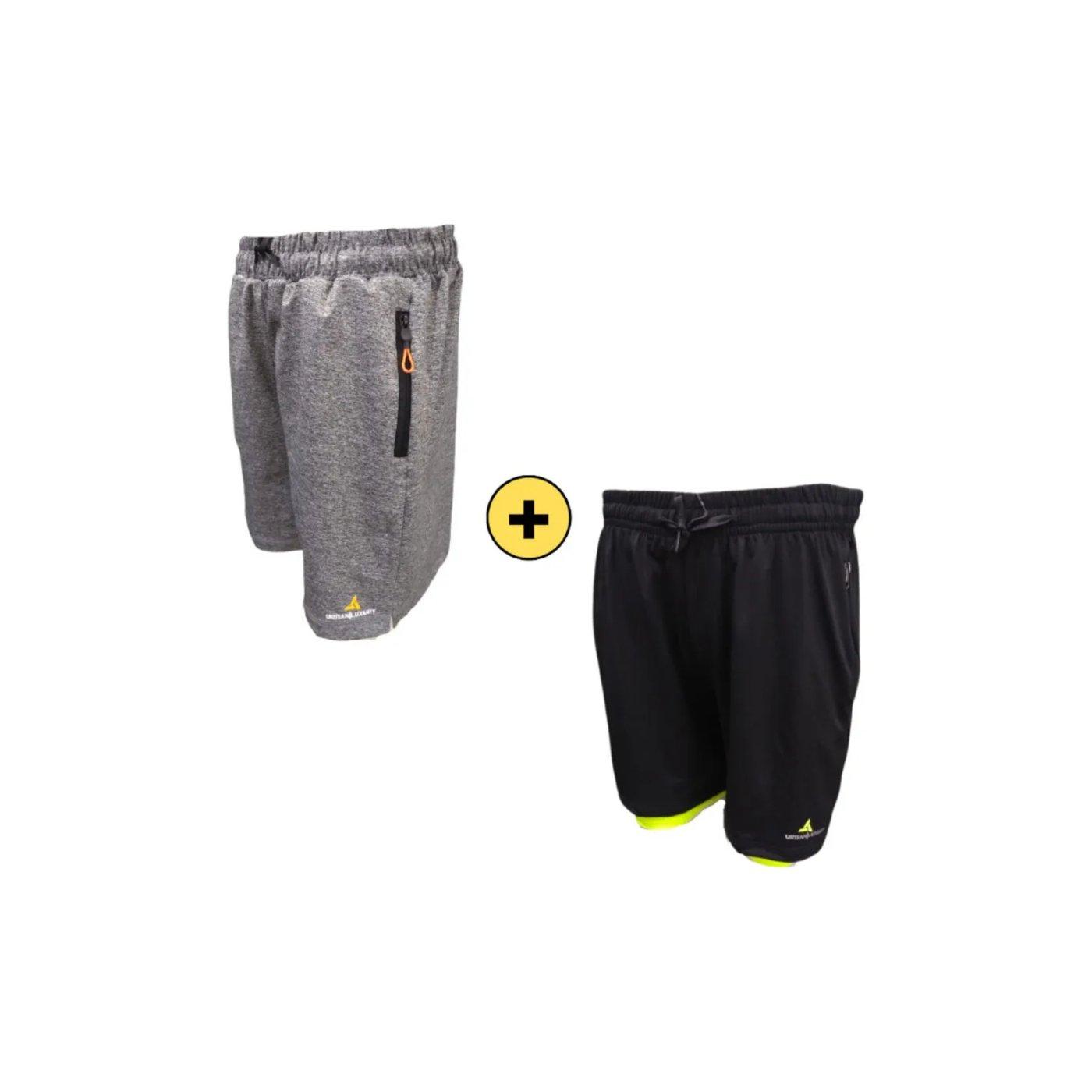 Pack De Shorts Mezgo
