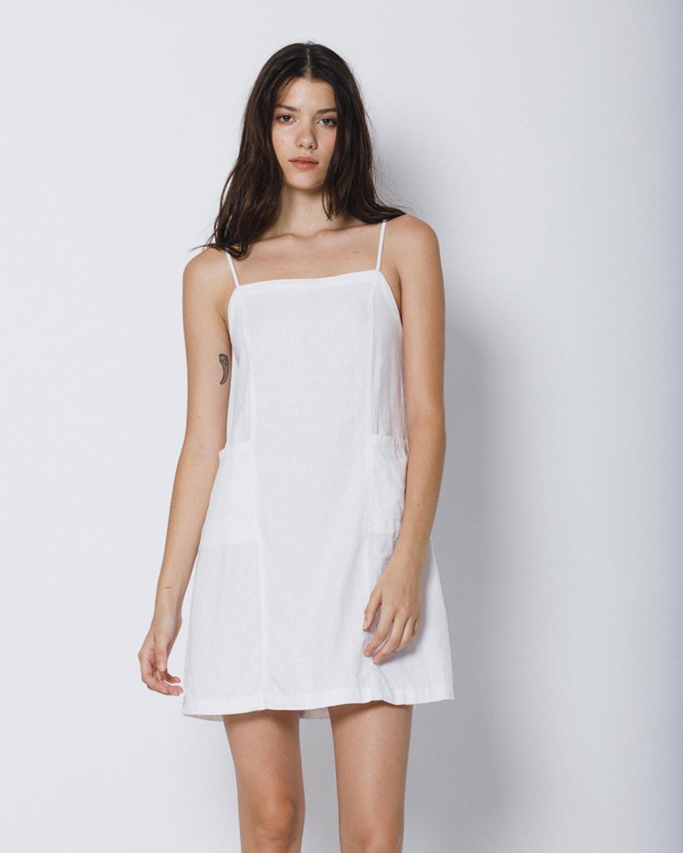Vestido Blanco Wanama  Brittany