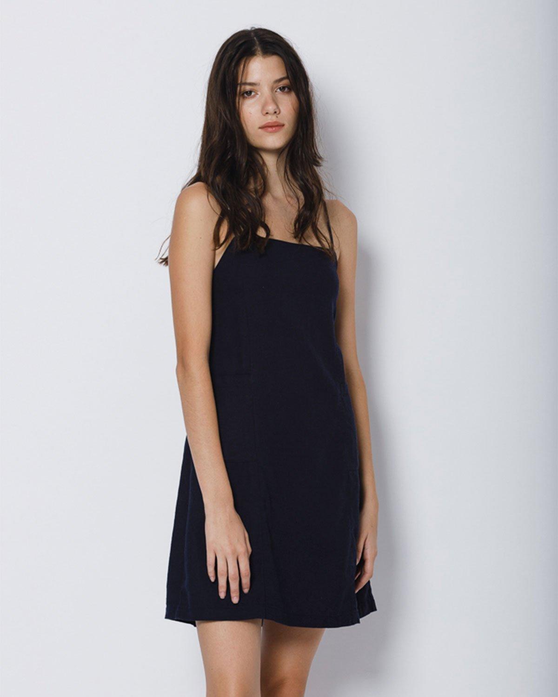 Vestido Azul Wanama  Brittany