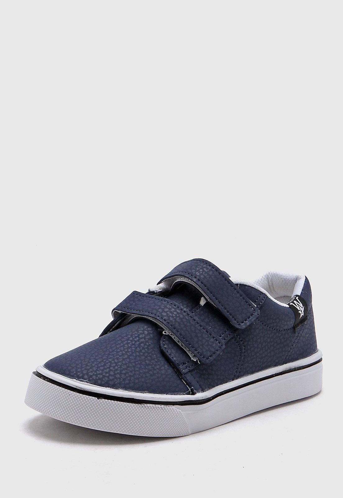 Zapatilla Azul Wees Kids